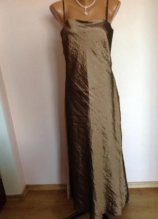 Вечернее елегантное платье / l- xl/44/ brend principles