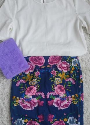 Набор блуза +юбка зара