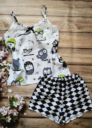 Хлопковая пижамка