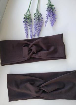 Чалма повязка на голову тюрбан аксессуары для волос