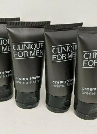 Крем для бритья clinique for men 30мл