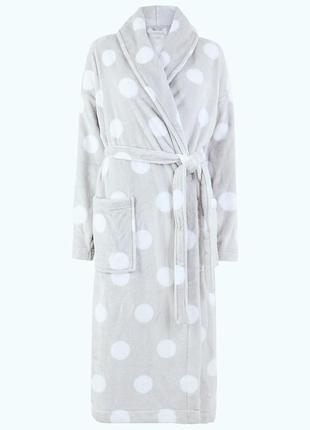 Мягкий,стильный и супер удобный халатик от фирмы primark.