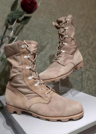 Ботинки мужские берци кожаные сша welco