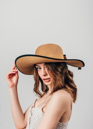 Новинка! шикарнейшие широкополые шляпы!