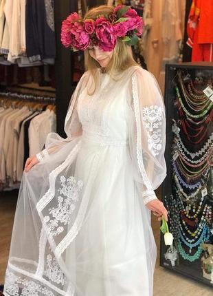 Новинка ексклюзивное платье