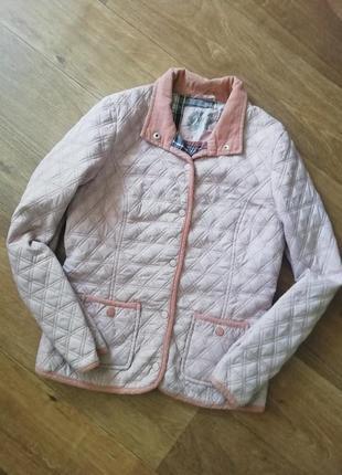 Стеганная куртка, курточка, пиджак, жакет, ветровка