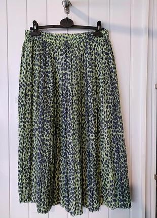 Актуальная юбка плиссе