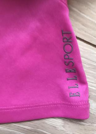Спортивная розовая футболка для спорта зала фитнесса размер 38