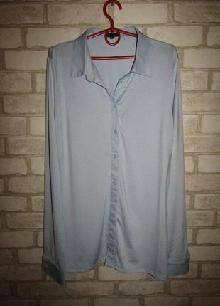 Рубашка р-р л на высокий рост бренд g-maxx