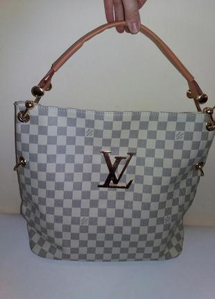 Шикарная стильная сумка louis vuitton
