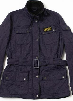 Barbour стеганая куртка