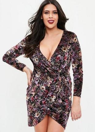 Супер секси платье вельвет по шикарной фигуре oversize, plus size, большой размер