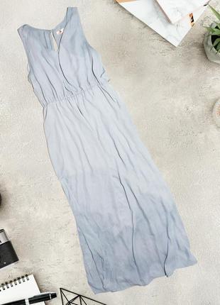 Длинное платье с разрезами по бокам k.zell
