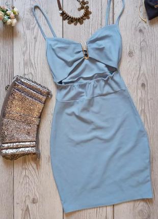 Шикарное платье мини