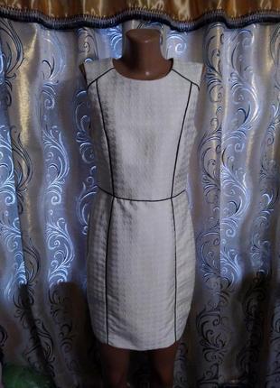 Стильное женское платье h&m