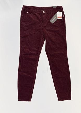 Вельветовые джинсы, брюки