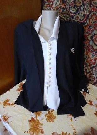 Блузка с пиджаком 😎