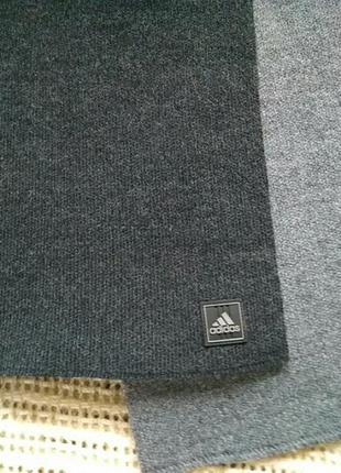 Термо шарф adidas,оригинал