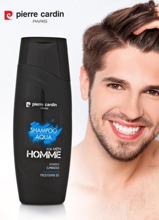 Pierre cardin shampoo 400 ml - aqua шампунь