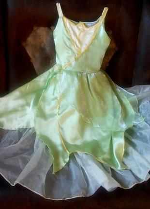 Маскарадное платье disney на 7-8 лет цена снижена