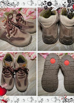 Обнова! ботинки elefant (р. 26, стелька 17см) сапожки сапоги