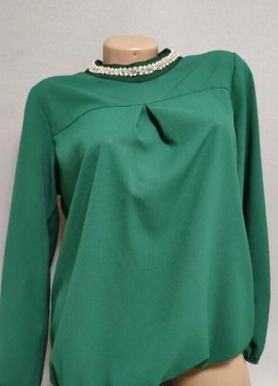 Классная блузка  48-50