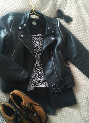 Косуха куртка демисезонная