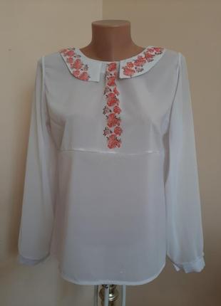 Шикарна, ніжна блузка
