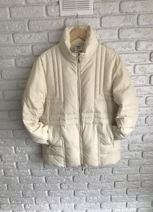 Куртка демісезонна стьогана пухова одеяло, пуффер німеччина с/м