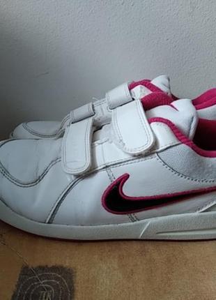 Nike кроссовки девочке 34 размер 22 см стелька