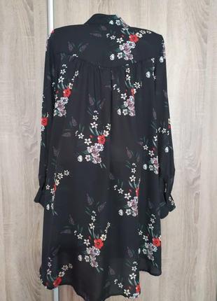 Бомбезное платье  - рубашка3 фото