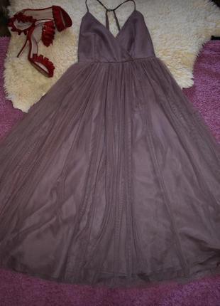 Шикарное выпускное платье, вечернее платье asos