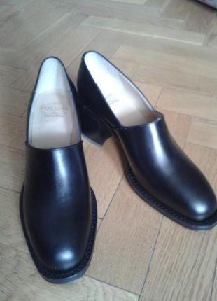 Кожаные туфли , женские, freelance , оригинал
