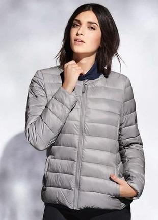 Стеганная термо куртка esmara германия