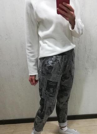 Повседневные штаны, брюки из ангоры р-р 42-44