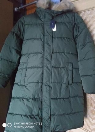 Куртка удлиненная gap