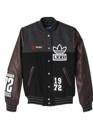 Adidas куртка бомбер