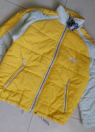Куртка спорт деми line one на подростка рост 170 германия