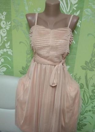 Шикарное платье на выпускной, свадьбу. новое