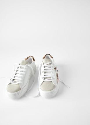 Кеды zara кроссовки женские кросовки красовки кеди на платформе