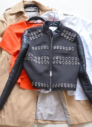 Крутая курточка queen heart