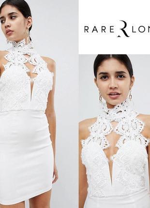 Стильное платье rare london (asos),  uk6/eu34, можно на uk8/eu36