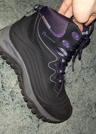 Зимние  термо непромокаемые ботинки