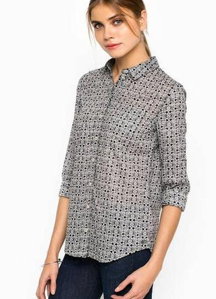 Блуза рубашка marc o polo из органического хлока размер мl