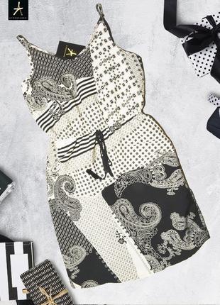 Новое платье в геометрический узор atmosphere