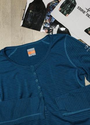 Продам термо кофту-icebreaker merino 200 wool оригінал м