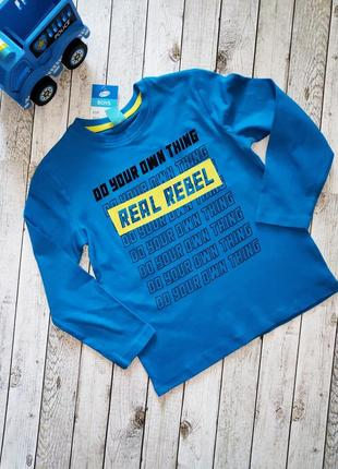 Лонгслив для мальчика pepco,  реглан, кофточка, футболка