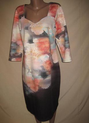 Красивое платье kaleidoscope р-р16