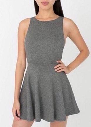Платье с полностью открытой спиной/без рукавов/h&m