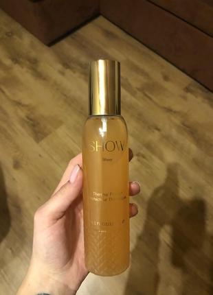 Термозащитный спрей для укладки волос - show beauty sheer